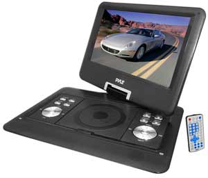 14-Inch Portable Entertainment System