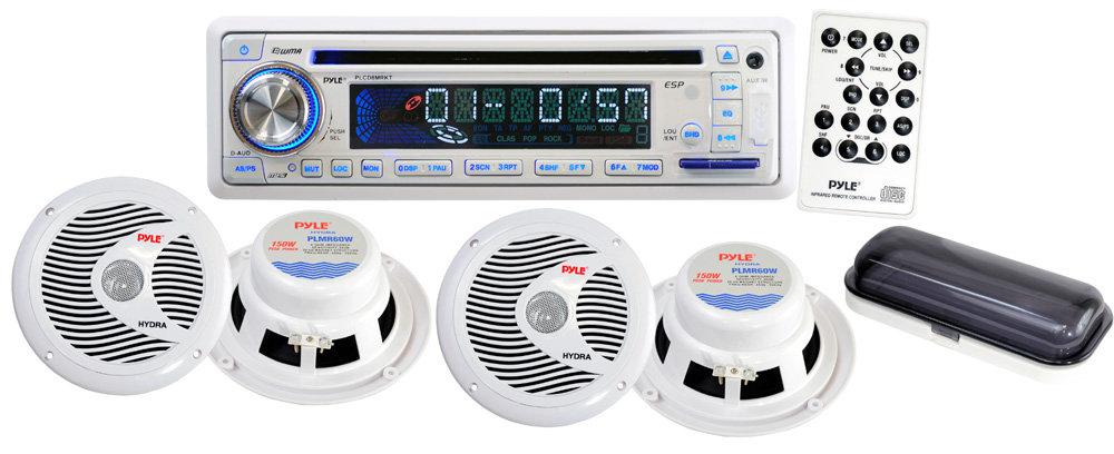 Amazon Com  Pyle Stereo Radio Headunit Receiver