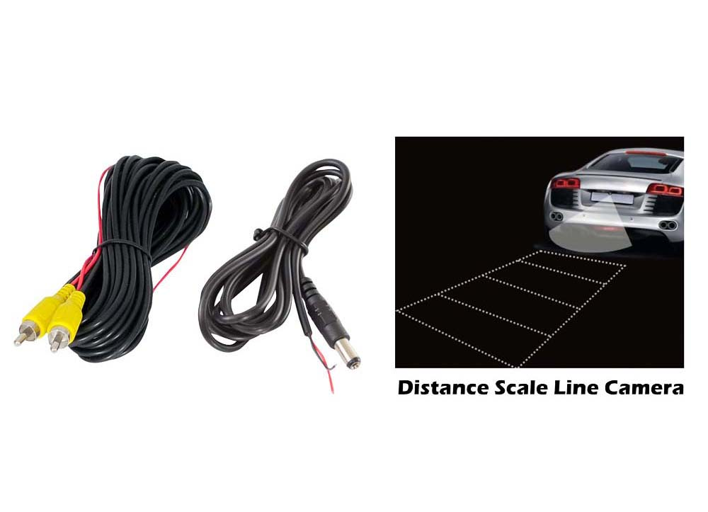 PLCM18BC AccessoriesLarge amazon com pyle plcm18bc license plate mount rear view backup backup camera wiring diagram look right at crackthecode.co