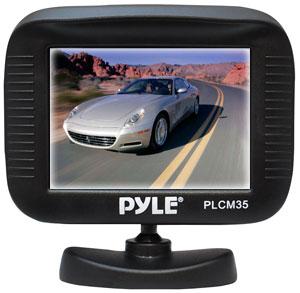 3.5-Inch Monitor and Night Vision Camera