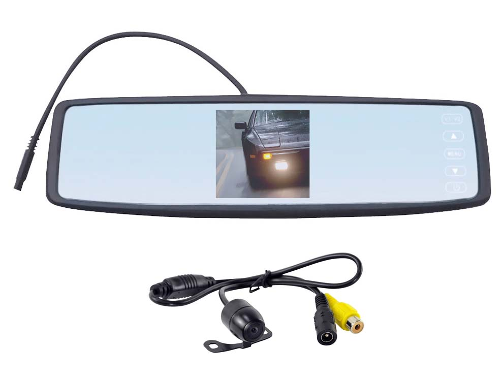 Amazon Com Pyle Wireless Backup Car Camera Rearview