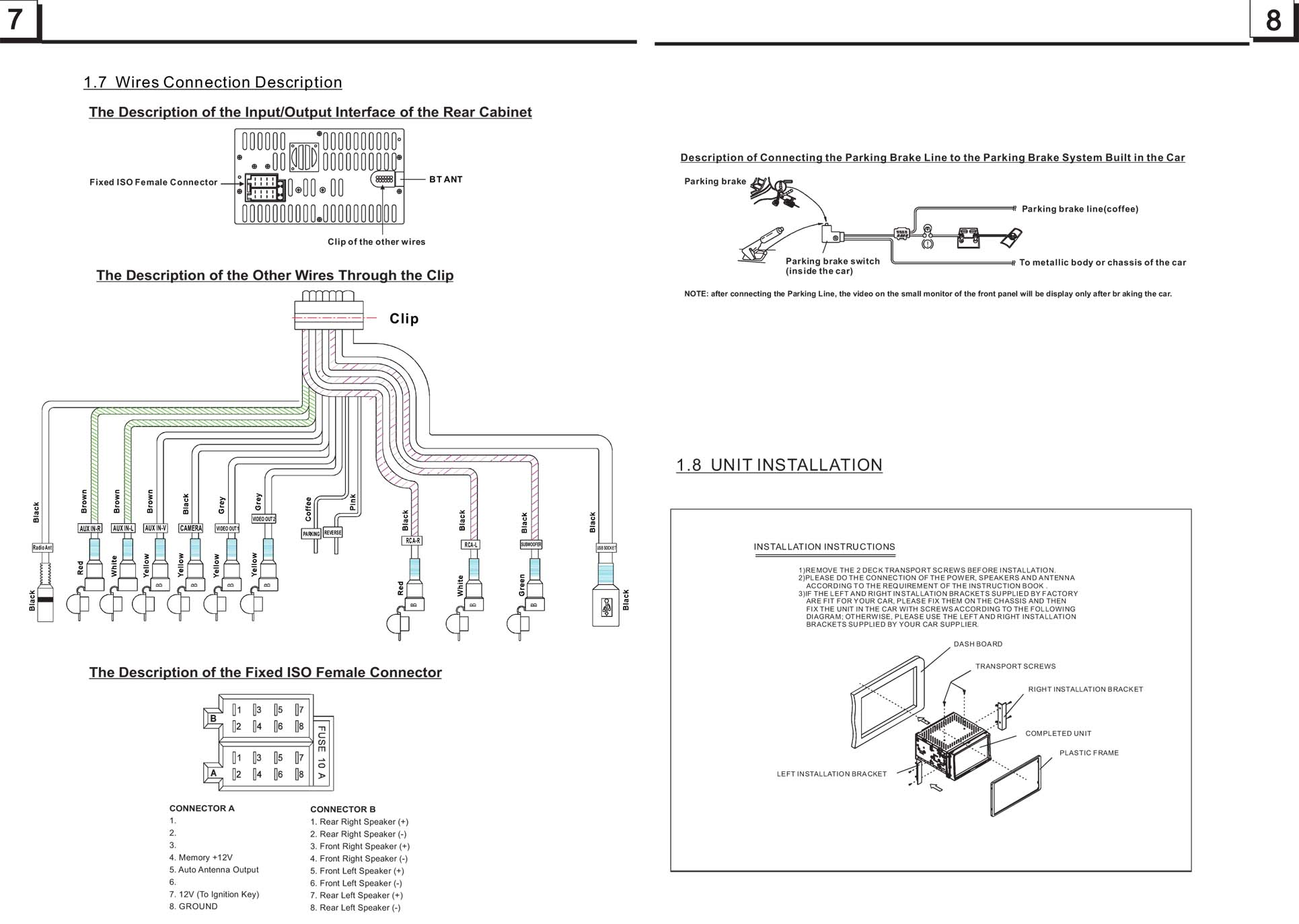 pyle wiring diagram pyle car stereo wiring diagram