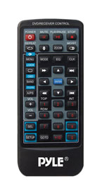 Included Wireless Remote