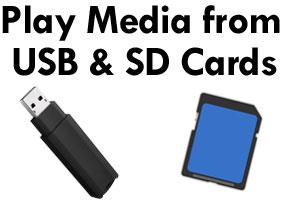 USB - SD