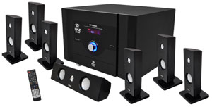 7.1 Channel Home Theater System