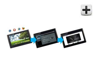 Easy Setup Through Your Tablet, Smartphone, or PC