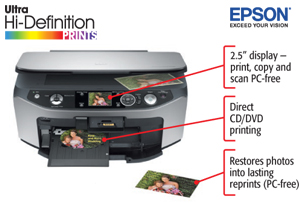 EPSON RX580 SCANNER DRIVERS FOR PC