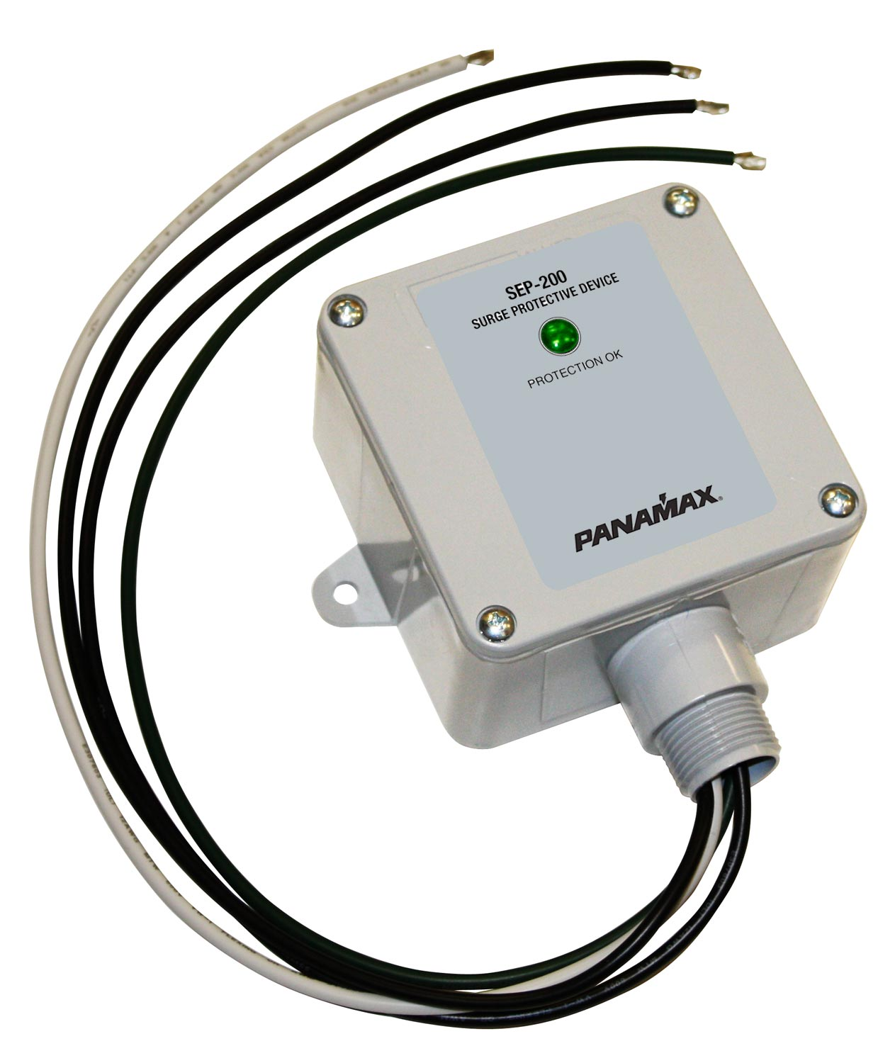 Power Conditioner Surge Protector Panamax MB1000 Battery Backup Device
