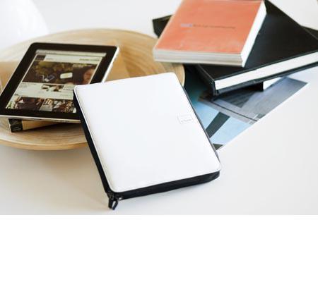 Slick Case iPad - White