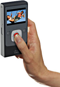 Amazon.com : Flip UltraHD Video Camera - Black, 8 GB, 2 Hours (3rd ...