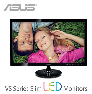 VS Series Slim LED Monitors