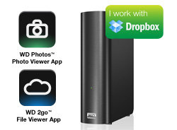 WD My Book Live - Your own personal cloud