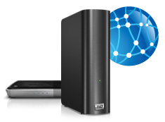 WD My Book Live - Centralize storage and wireless backup