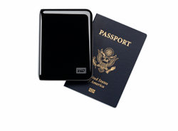 WD My Passport Essential - Ultra-portable