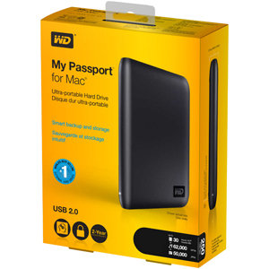my passport for mac 500 review