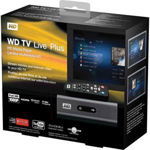 Amazon Com Wd Tv Live Plus 1080p Hd Media Player Electronics