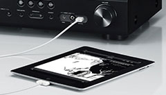 AV Controller App for Easy, Convenient Operation