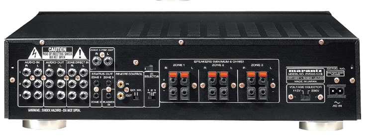 Includes Identical Amplifier Stages For All Channels