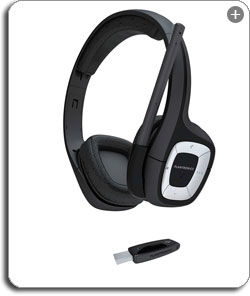 Amazon Com Plantronics Audio 995 Usb Multimedia Headset With Noise Canceling Microphone Compatible With Pc And Mac Electronics