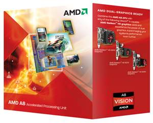 AMD A8 Series APU