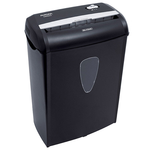 view larger - Paper Shredders Ratings