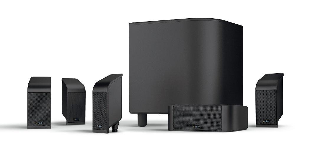 Amazon.com: Infinity TSS-500CHR High-Performance, 6-Piece