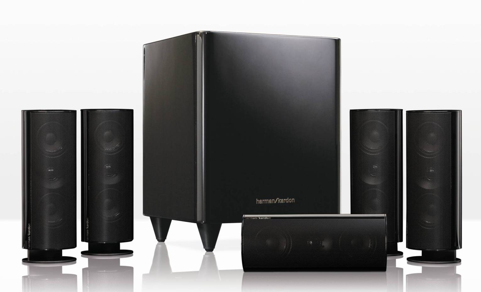 harman kardon hkts 30bq 5 1 home theater. Black Bedroom Furniture Sets. Home Design Ideas