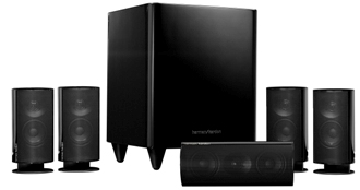 harman kardon home speakers. the hkts 20bq speaker system delivers rich home theater sound in a sophisticated design harman kardon speakers r