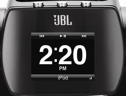 jbl on air wireless iphone ipod airplay speaker dock with fm internet radio dual. Black Bedroom Furniture Sets. Home Design Ideas