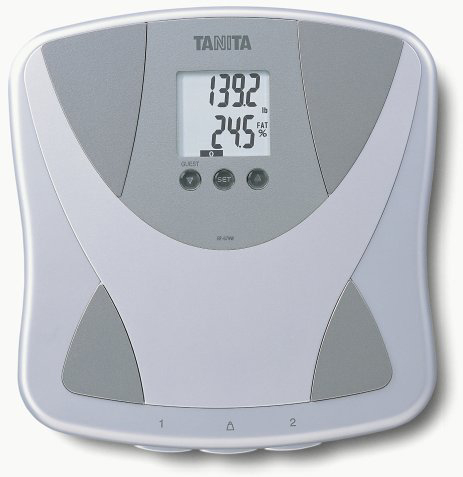 body fat percentage scale reviews