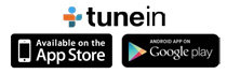 TuneIn and Google Play