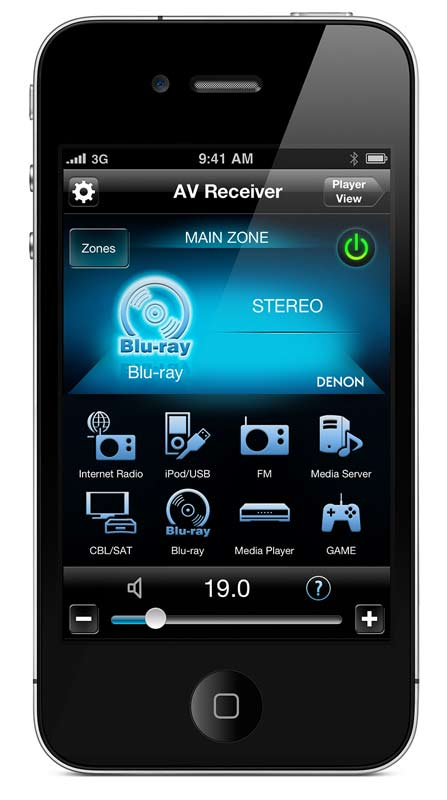 what is airplay on iphone denon avr 2313ci networking home theater 2313