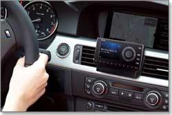 XM Onyx Satellite Radio with PowerConnect Vehicle Kit Product Shot