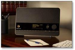 Sirius Tabletop Internet Radio Kit Product Shot