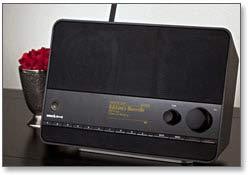 Sirius Tabletop Internet Radio Product Shot
