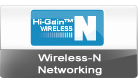 Wireless-N Networking
