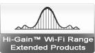 Hi Gain Wi-Fi Range