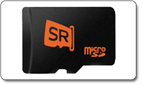 Sandisk slotRadio Card, DailyMix