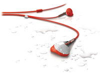 Philips ActionFit In-ear headphones, SHQ1000/28 Product Shot