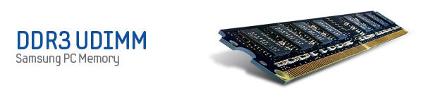 DRAM DDR3 UDIMM