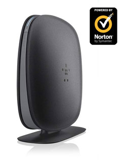 N300 Wi-Fi N Router Product Shot