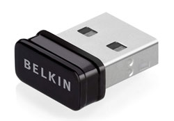 Belkin WiFi USB Adapter