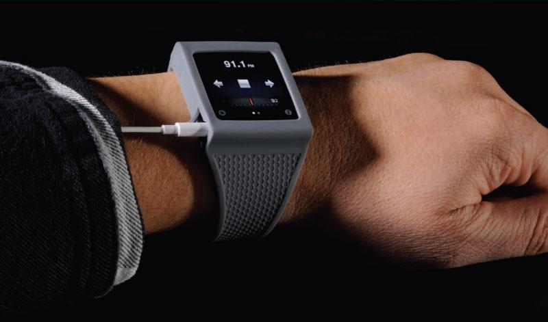 finest selection bcfcb 6b1ab HEX HX1001-GREN Watch Band for iPod Nano 6G - Green