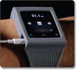 HEX Watch Band for iPod Nano (Gen 6) Product Shot