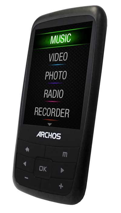 amazon com archos vision 24b 4 gb video mp3 player with 2 4 inch rh amazon com  archos 24d vision manual