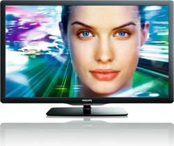 Philips 40PFL4706/F7 MediaConnect 40-Inch 1080p LED LCD HDTV with Wireless NetTV Product Shot