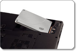 Intel 320 Series Solid-State Drive (600 GB) Product Shot