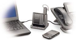 Savi 740 Wireless Headset Product Shot
