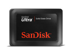 SanDisk Ultra Solid State Drive (120 GB) Product Shot