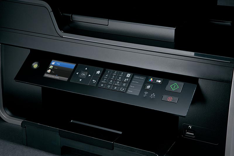 how to clean printhead on lexmark pro715